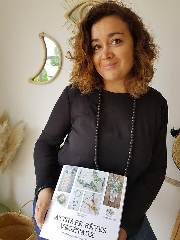 Portrait Charline Fabrègues, créatrice Marcel Méduse