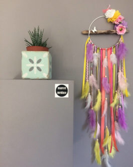 Attrape-reves dreamcatcher Mini Spring