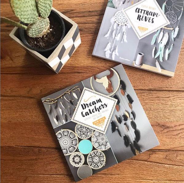 Livre Dream Catchers - Schiffer publishing