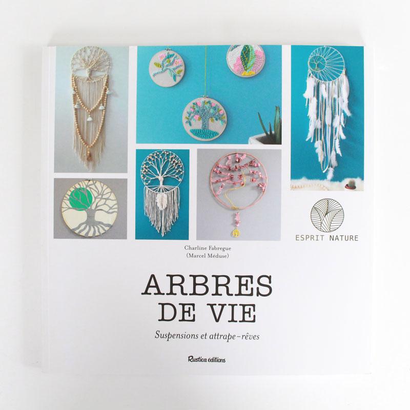 livre-marcelmeduse_attrape-reves-arbres-de-vie_Rustica-editions