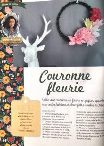 Article presse déco murale - Marcel Méduse