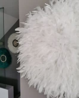 A juju hat XL coloris blanc pur (diamètre 60 cm)